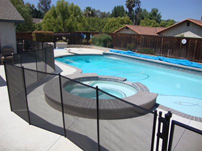 Mesh Fencing For Pool Secure Your Pool With Mesh