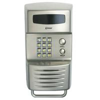 Linear Access RE-1 Residential Telephone Entry System  - Nickel Finish (RE-1N)