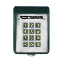 Linear Access 2 Channel Digital Keypad - AK11 (without receiver)