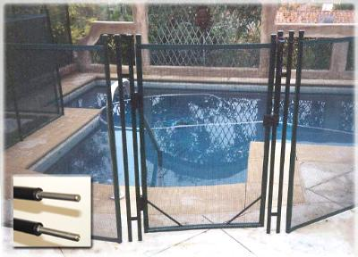Diy Self Closing Latching Pool Fence Child Safety Gate