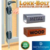 Gate Crafters Drop Rod (LB124BX-KSA)