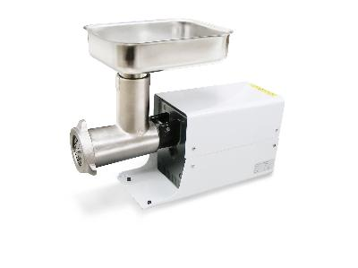 MR8 1/2 HP Meat Grinder w/Powder Coated Cover