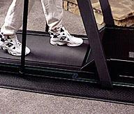 SuperMats Heavy Duty PVC Super Mat for longer Treadmills (12GS)