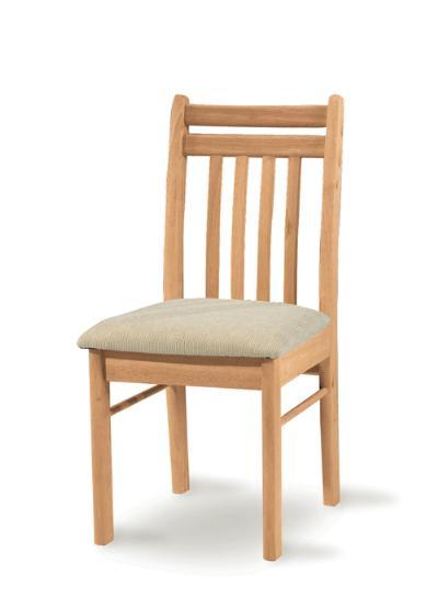 Weatherbeaten Wooden Kitchen Chair Sitting Royalty