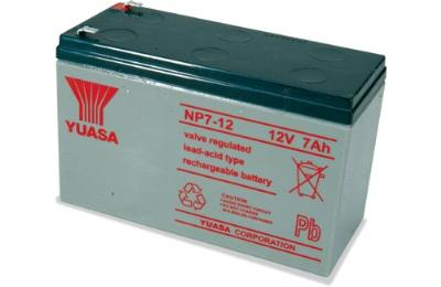 E-S1100 Extra / Replacement 12V, 7 a/h Battery (GC500)