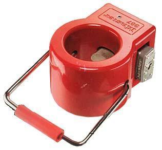 RV King Pin Lock (Master Lock 388) - Master Keyed Alike