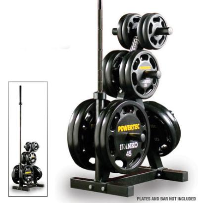 Powertec Olympic Weight Tree (WB-WR13)
