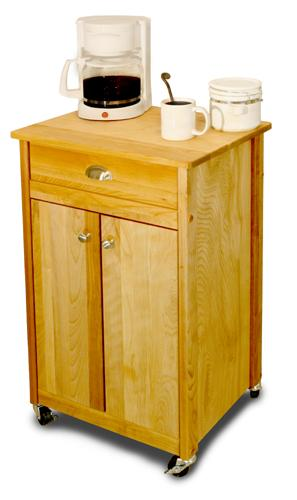 Cuisine Cart Deluxe (Product ID = 1529)Cuisine Cart Deluxe (Product ID = 1529)--Unfinished