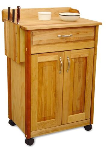 Deluxe Cuisine Cart with back Splash and Galley (Product ID = 61531) Deluxe Cuisine Cart with back Splash and Galley (Product ID = 61531)--Unfinished