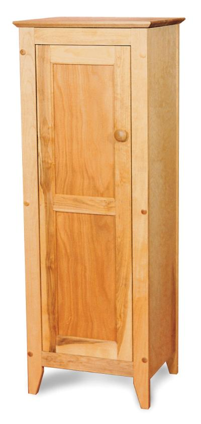 Single Door Pie Safe (Product ID = 7217)--Unfinished
