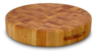 17 in. Round Slab-Reversible (Product ID = 13177)