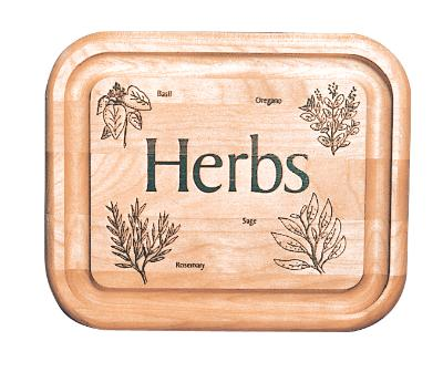 Model 1330 with Branded Herbs (Product ID = 1328)