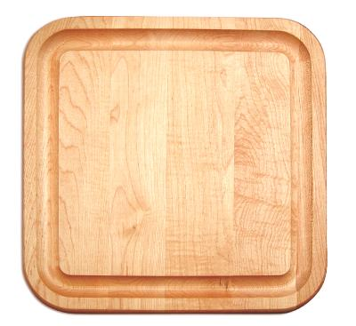 Chopping Block with Groove (Product ID = 1371)