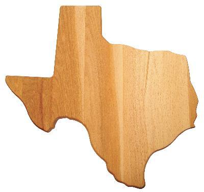 Texas Shaped Board (Product ID = 1394)