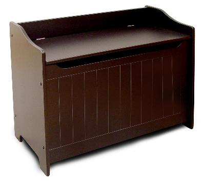 Black Storage Chest/Bench (Product ID = 89096)