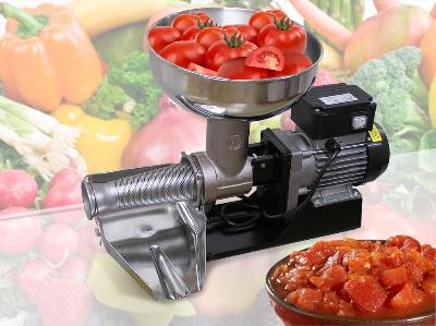 Fabio Leonardi MR9 1 HP Electric Tomato Milling Machine, made in Italy