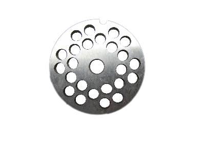 Weston / Pragotrade Heavy Duty Universal #8 Meat Grinder Universal Stainless Steel Plates
