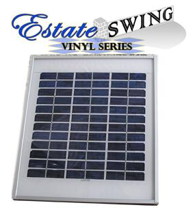 Estate Swing Solar Charging Alternative Power Source (GC122)