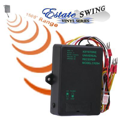 Estate Swing Long Range Secondary Receiver Package (LongRangPack)