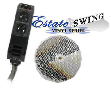 Estate Swing Reflective Photo Eye (NIR)