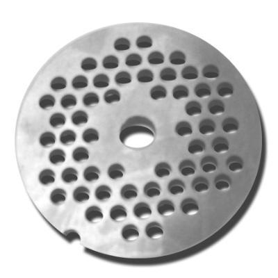 Weston / Pragotrade Stainless Steel Universal #5 Grinder (7mm) Coarse Grinding Plate (63-0523)
