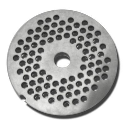 Weston / Pragotrade Stainless Steel Universal #5 Grinder (5mm) Medium Grinding Plate (63-0522)