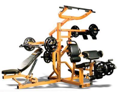 Powertec Workbench Multi System Home Gym (WB-MS)