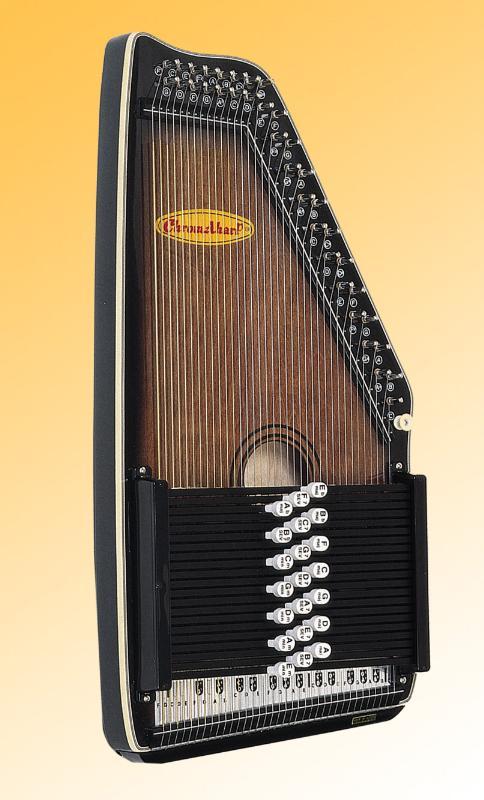 ChromAharP Acoustic/Electric 21 Chord Chromaharp (RB1552E)
