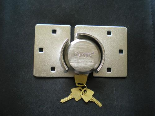 Heavy Duty Steel Hasp 2000CC-K