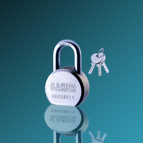 Saker Maximum Security Padlock 65mm 701B