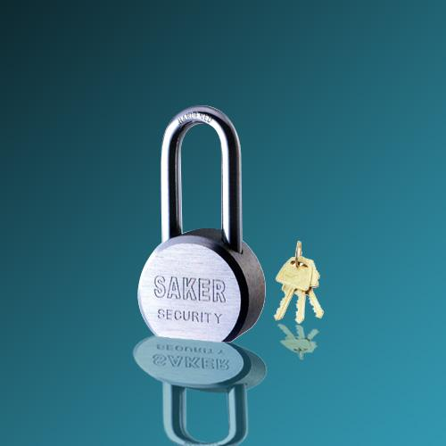 Saker Maximum Security Padlock 65mm - 701BL
