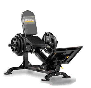 Powertec Compact Leg Sled/Roller (P-CLS13) | Compact Leg Press Machine