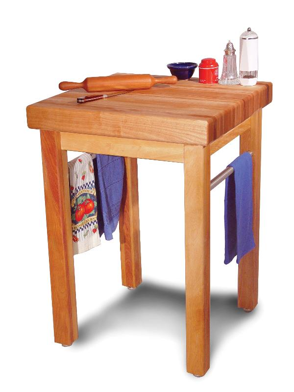 Big Game Grinders Butcher Block