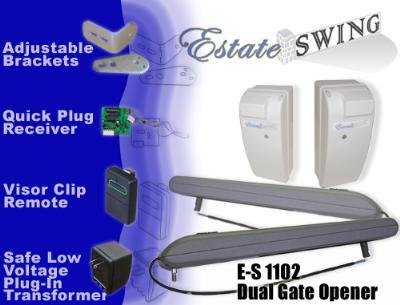 Estate Swing E-S 1102 Dual Swing Gate Opener
