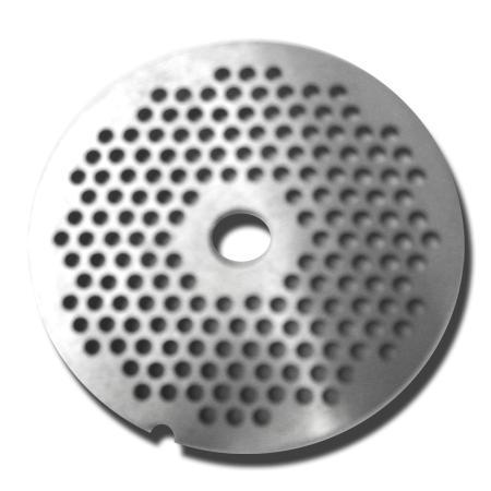 Fabio Leonardi TC12 Stainless Steel Plate 4.5mm