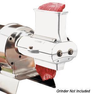 weston pragotrade 22 electric grinder meat attachment