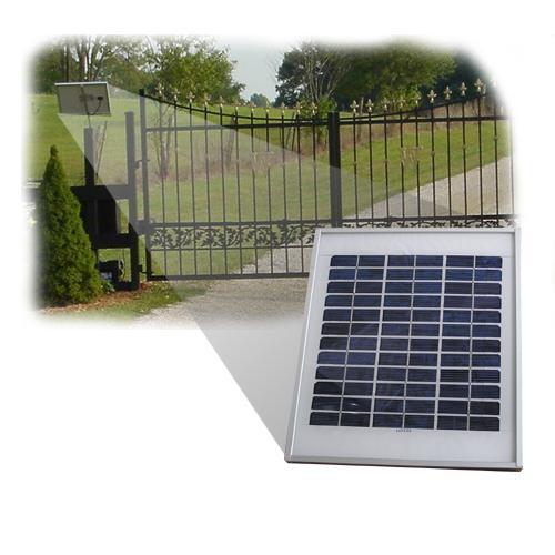 GC 10 watt Solar Panel with 10 yr Warranty (GC123)