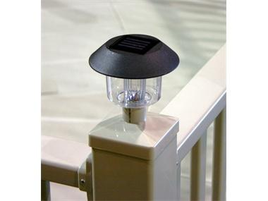 Solar Deck Light Kit Abovegroundpoolsafety Com