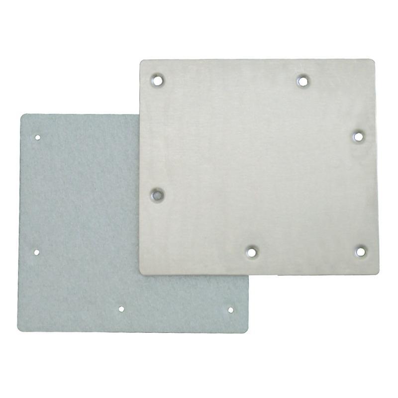 Stainless Steel Winter Plate for Standard Skimmer