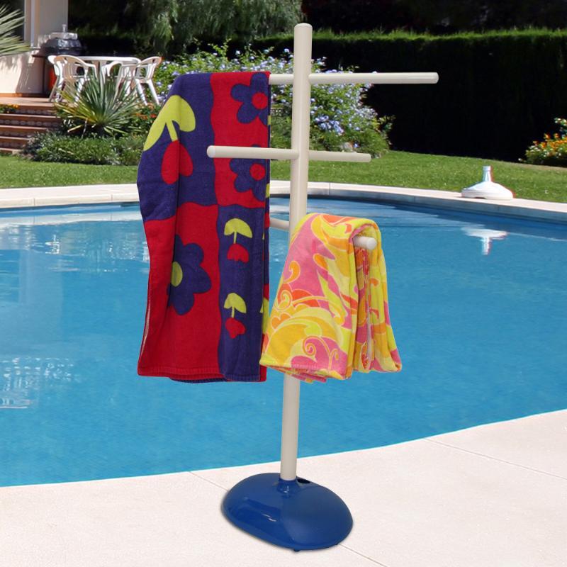 Poolside Towel Tree