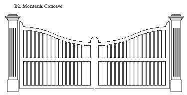Sag Harbor Concave