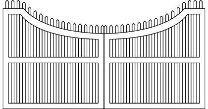 Entranceway Concave