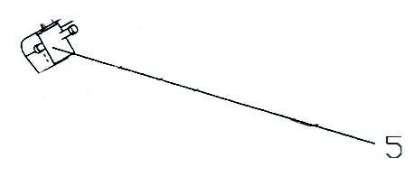 Tighten Screw for Carriage (CFM-12)