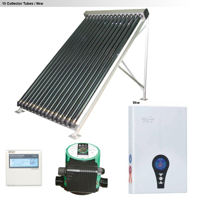 Gulf Stream Solar Kits for a Medium Family (3 to 4 people) - Click Here to Select Your Kit
