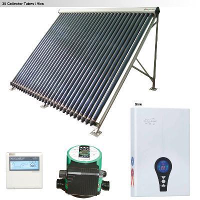 Gulf Stream Solar Kits for a Medium Family (3 to 4 people) - Medium Family - Zone 1 Solar Kit