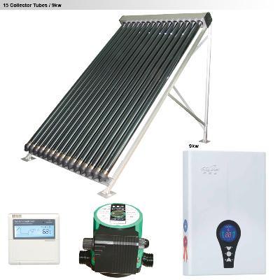 Gulf Stream Solar Kits for a Medium Family (3 to 4 people) - Medium Family - Zone 3 Solar Kit