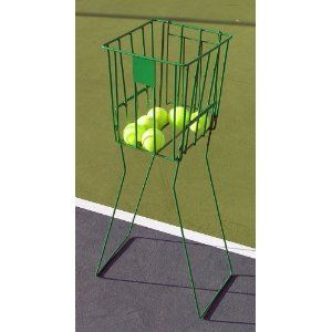 Minotaur Fitness Tennis Ball Convertible Basket/Stand