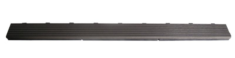 Deck 'n Go Edge Perfect Composite Wood Gray Edging Strips