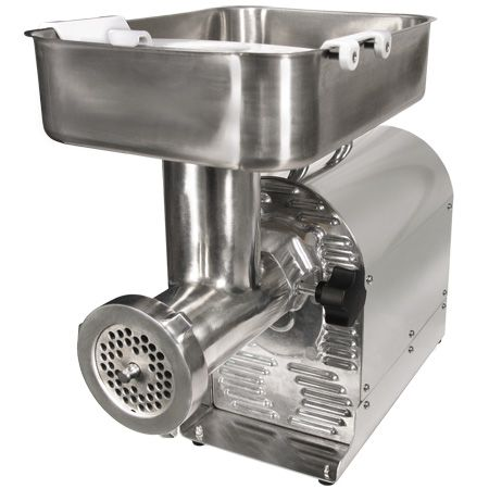 Weston #22 Pro-Series Meat Grinder and Sausage Stuffer (08-2201-W)