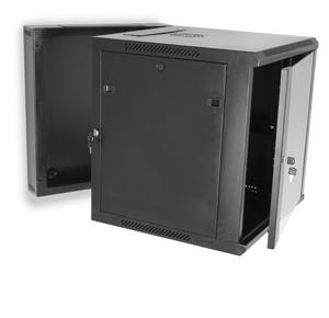 LINIER 12U Swing Out Wall Mount Server Rack by Kendall Howard (3130-3-001-12)